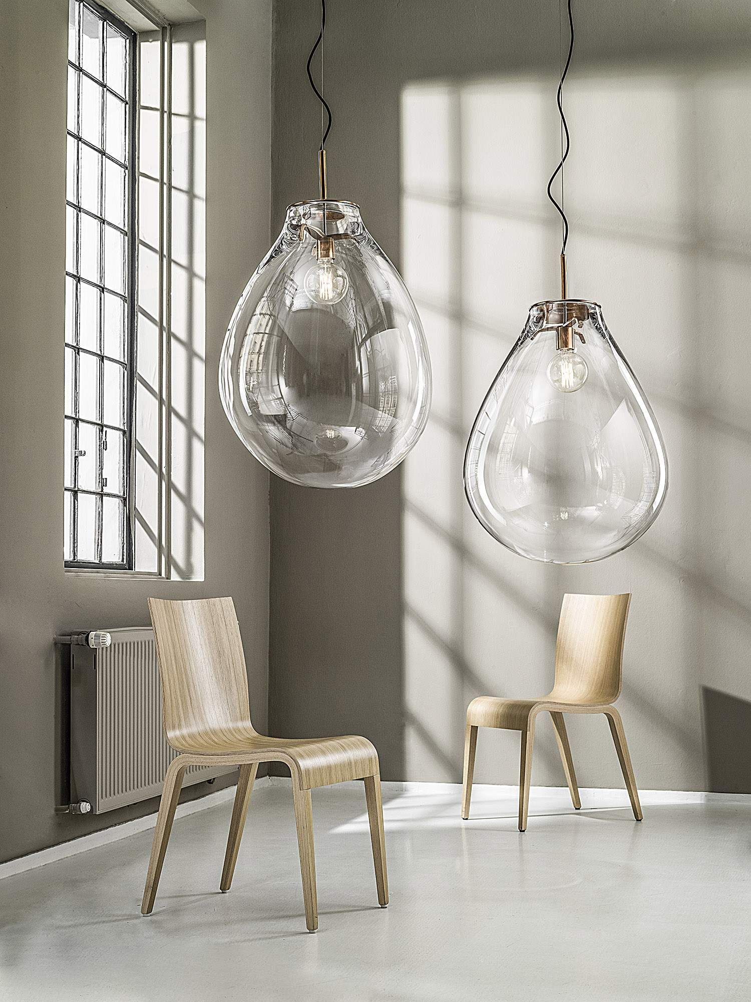 Grosse Suspension Suspension Tim Par Bomma Lighting Hängelampe Modern