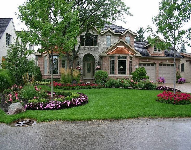Stunning 40 Fresh And Beautiful Front Yard Landscaping Ideas Https Gardenmagz