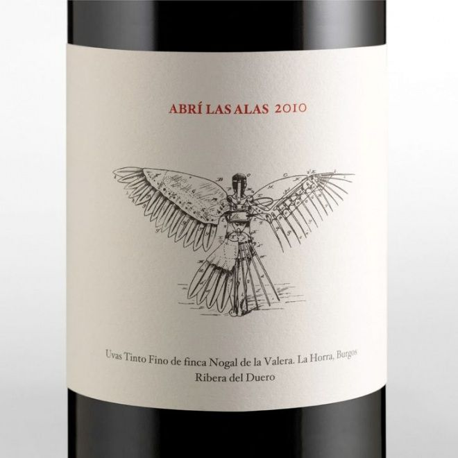The Most Beautiful Wine Labels in the World - wine label