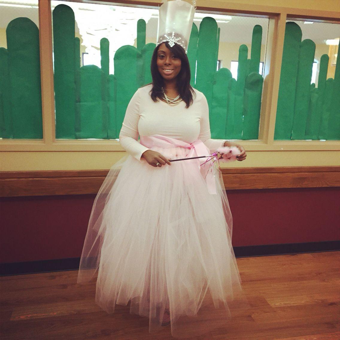 Glenda the Good Witch Halloween Costume | Fashionista ...