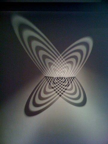 Syndney Cash, Light Sculpture
