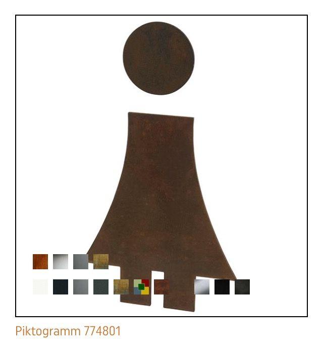 Piktogramm. Beschläge Für Türen Von Der Ums Metall Manufaktur
