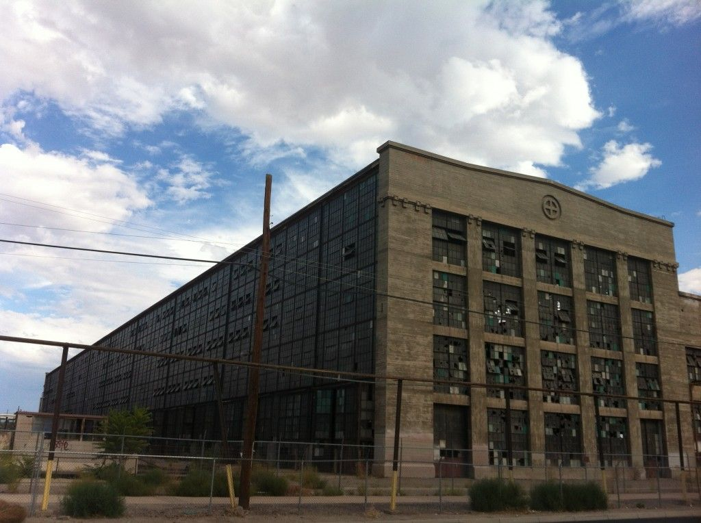 albuquerque railyards | Albuquerque Rail Yards Are a Must-See