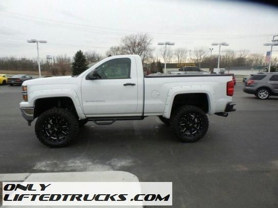 Single Cab Silverado For Sale >> Pin By Lifted Trucks Jeeps For Sale On Lifted Chevy Trucks