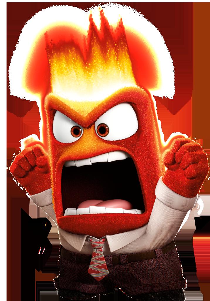 Anger Zones Of Regulation Emotional Regulation Inside Out Characters
