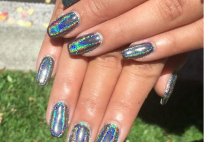 Holographic Nail Polish Is The Internet's Latest Beauty Obession