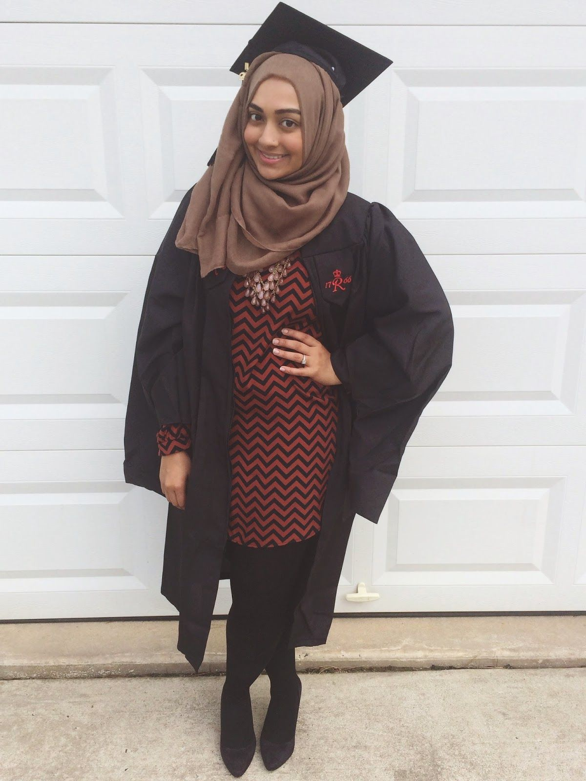 Muslim Graduation Dresses