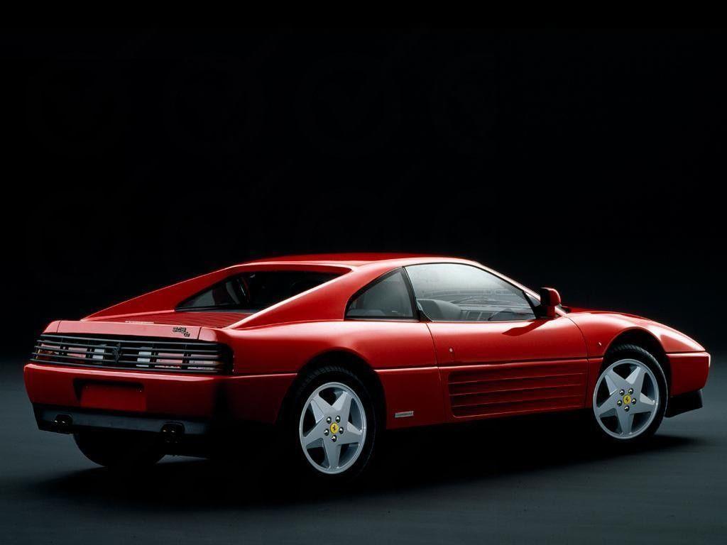Ferrari 348tb By Pininfarina 1989 Ferrari 348 Ferrari Super Cars