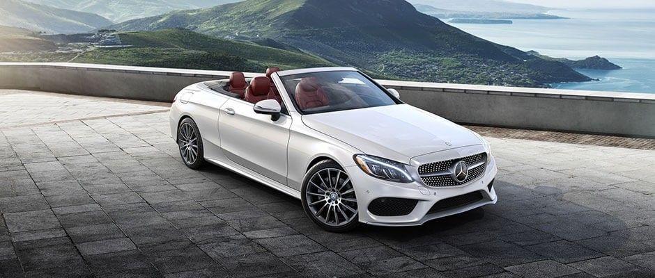 Contact Mercedes convertible, Mercedes benz dealer