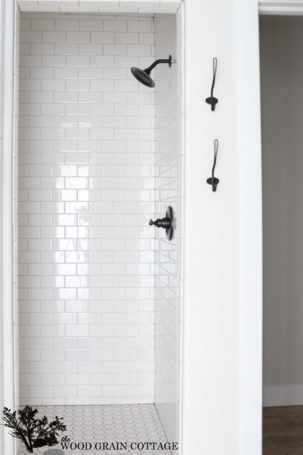 120 Stunning Bathroom Tile Shower Ideas (18 #bathroomtileshowers