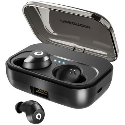 The 10 Best Bluetooth Earbuds In 2019 Reviews The Best A Z Bluetooth Earbuds Wireless Bluetooth Earbuds Wireless Headphones