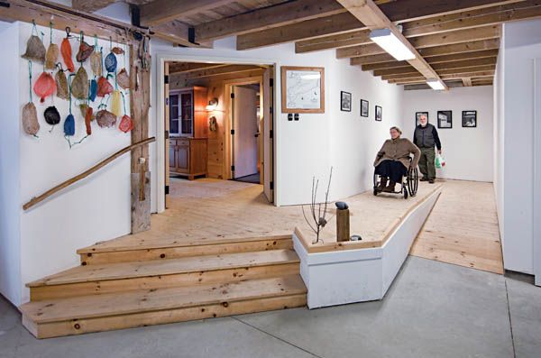Home Design Designing Homes For People With Disabilities Accessibility Design Accessible House House Design