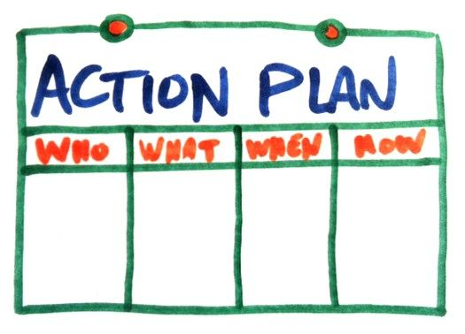 Building a football program on-line course Dedicated to helping - action plan