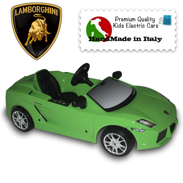 Lamborghini Gallardo Ride On Car   : Kids Electric Cars, Little Cars For  Little People