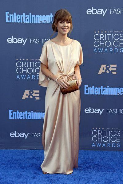 Jenny Cipoletti - Best Dressed at the 2016 Critics' Choice Awards - Photos