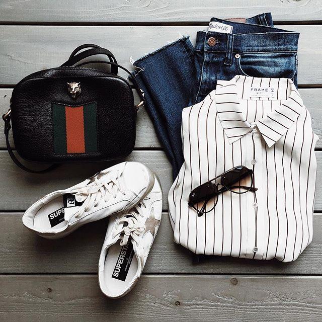 new and how to wear em #SunglassHut #ShadesOfYou #ad