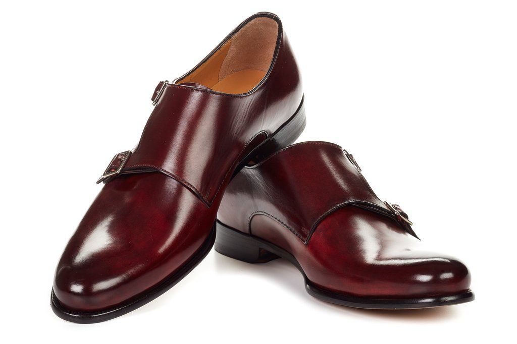 The Poitier Double Monk Strap Oxblood in 2018    Clothes to buy    6bf66a