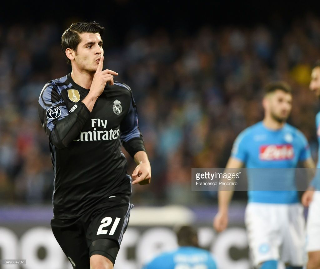 SSC Napoli V Real Madrid CF UEFA Champions League Round Of 16
