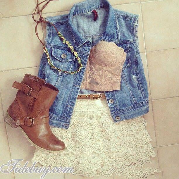 Lovely lace match