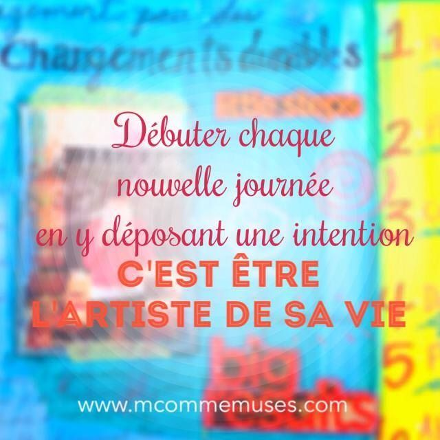L'intention - M comme muses