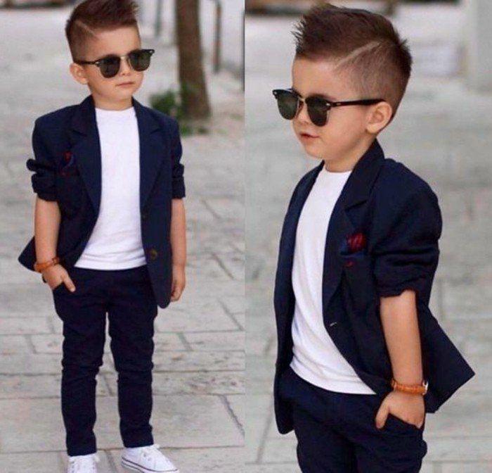 Coupe gar on 80 superbes id es de coiffure pour les jeunes messieurs avoir de la classe - Coupe petit garcon ...