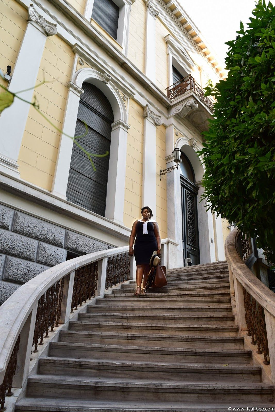 Its All Bee: Exploring Athens Pt 3 | Athenian City Sights  Female(black) Travel bloggers