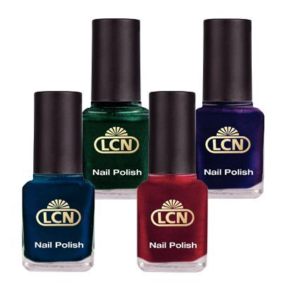 2012 Winter Essie and LCN Collections
