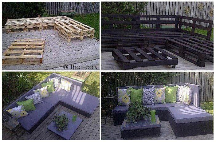 via The Ecoist on facebook | Ecoist recycling | Pinterest | Jardins ...
