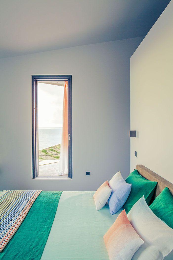 D Azur Et De Pierre Deco Maison Espaces De Vie Deco Interieure