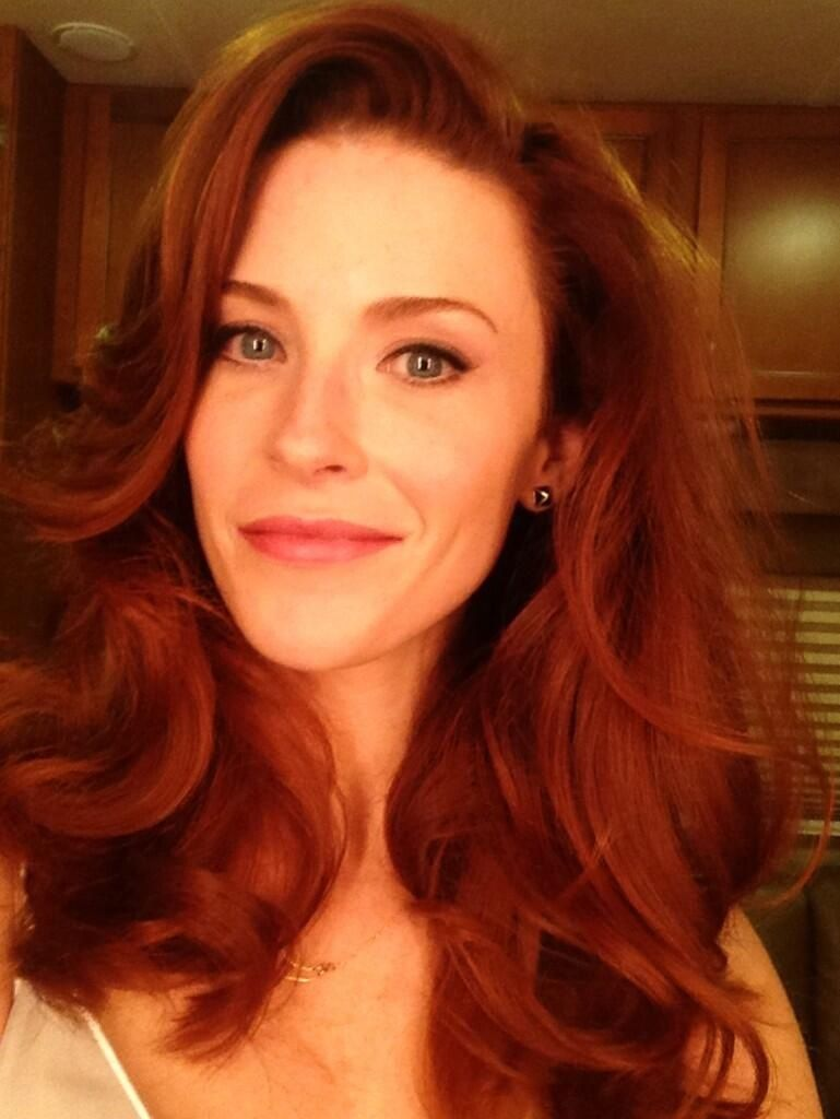 Bridget Regan  People  Bridget Regan, Redheads, Jane The -4714