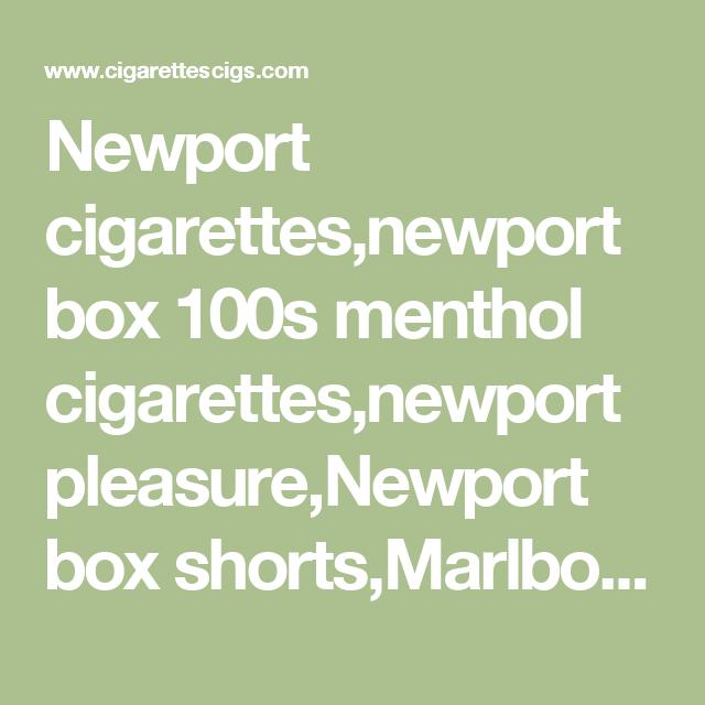 Marlboro nxt box