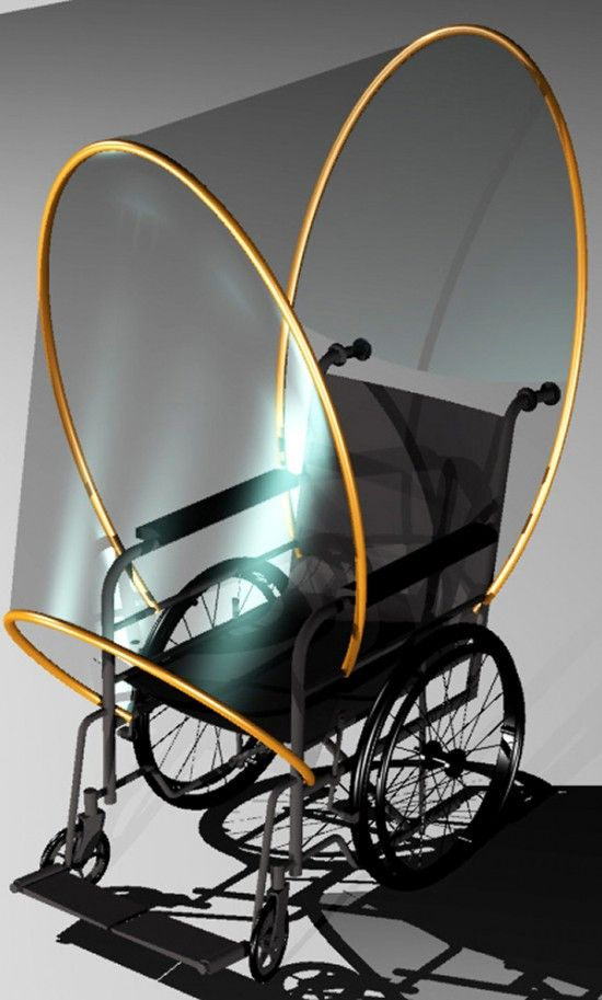 Pro CAD the rain-beating canopy for wheelchairs & pro-cad-1 | Wheelchair Life | Pinterest