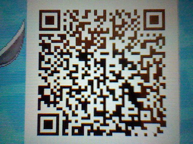 Rayquaza Special Qr Codes For Pokemon Ultra Sun My Shiny Eevee S Pokemon Sun Moon Qr Code Close Up Shiny Eevee