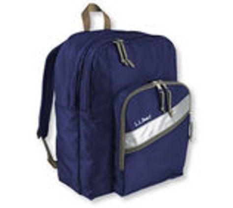 LLBean Backpack With Monogram