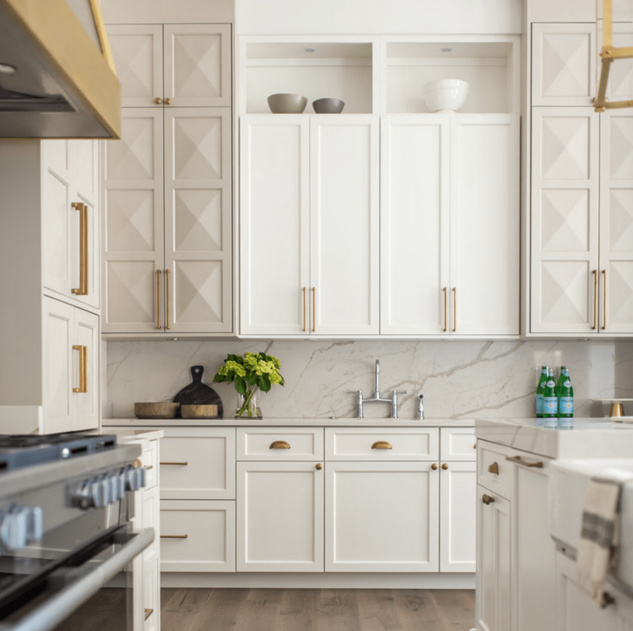 - Exciting Kitchen Design Trends For 2018 Contemporary Kitchen