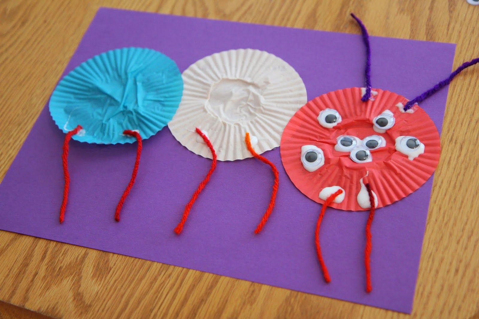 Bug Building Craft For Kids
