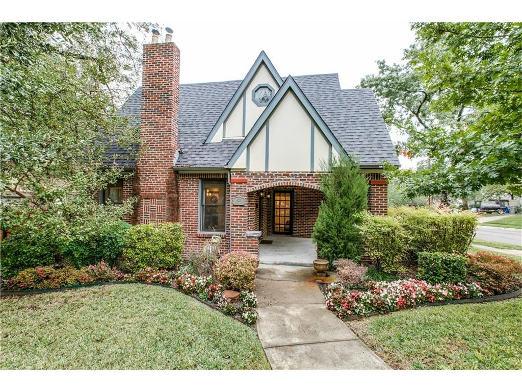 Hollywood Heights Classic Tudor Exemplifies Our Hot Market