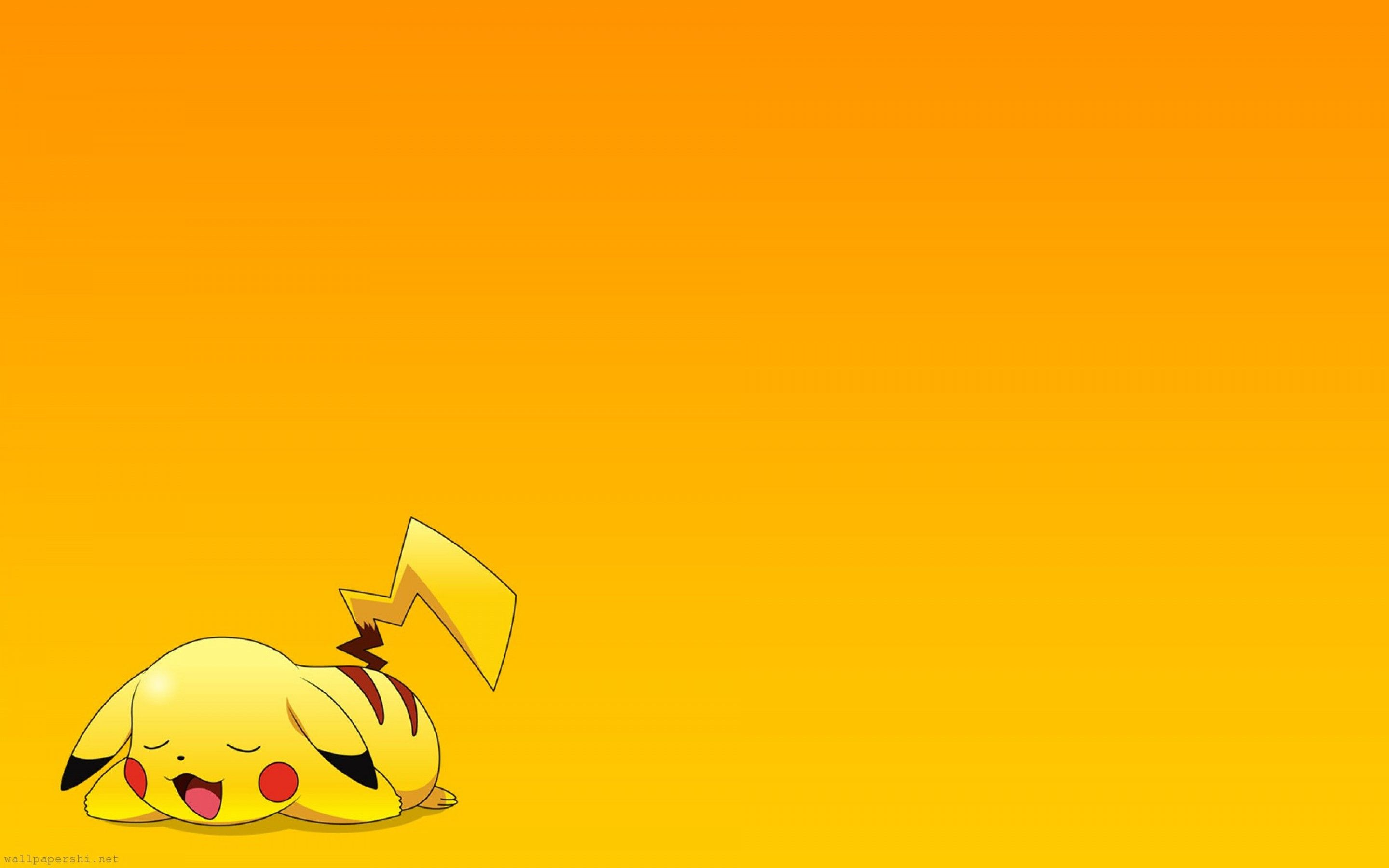 Wallpapers For Pokemon Wallpaper Hd Pikachu HD Range