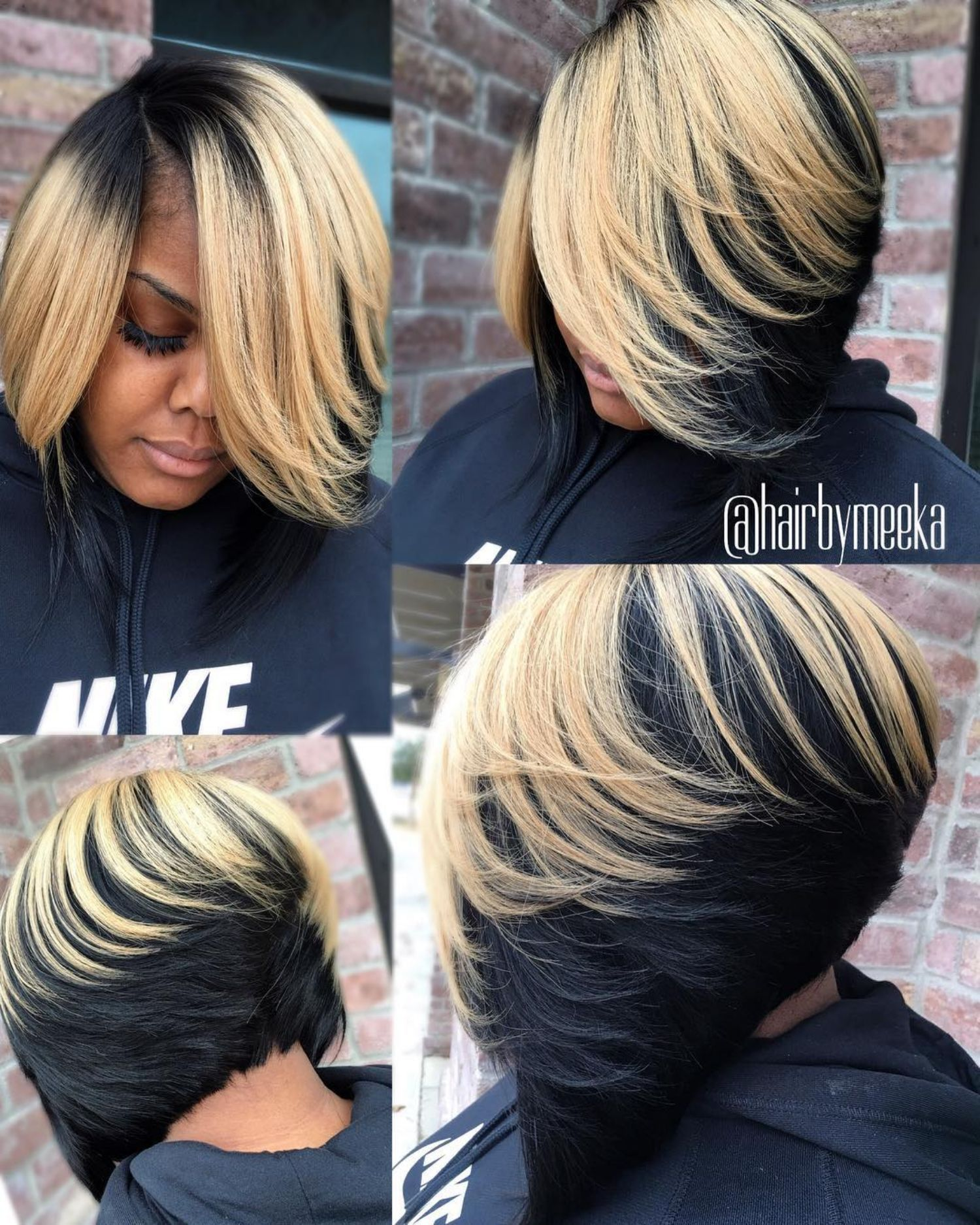 60 showiest bob haircuts for black women in 2019   all about