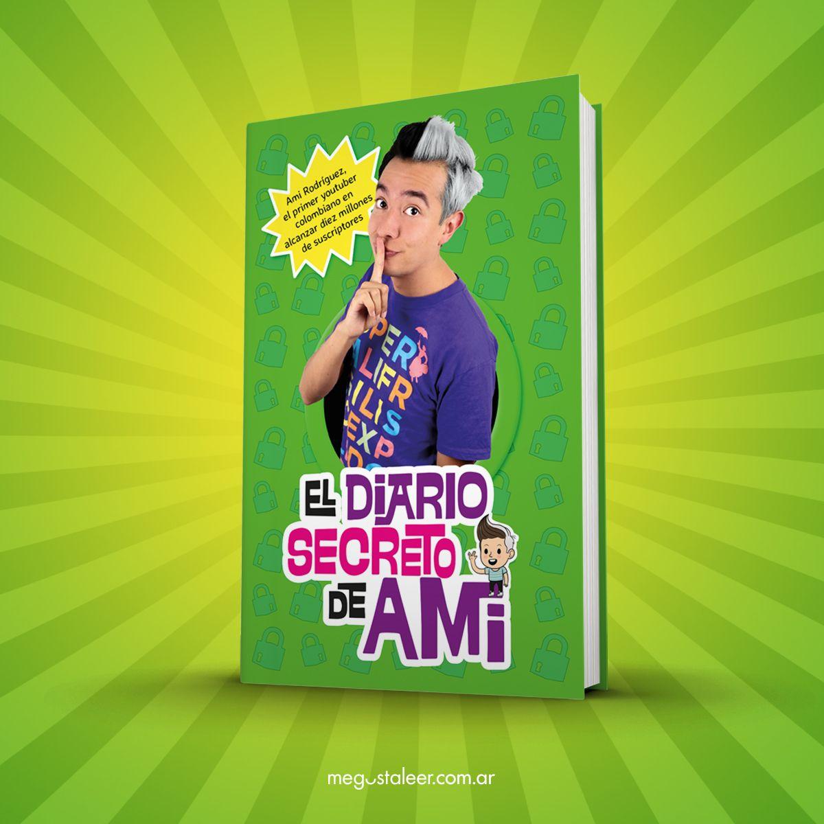 Sorteo De Un Pack El Diario Secreto De Ami Libros Para Jovenes Libros De Romance Juvenil Libros Para Adolescentes