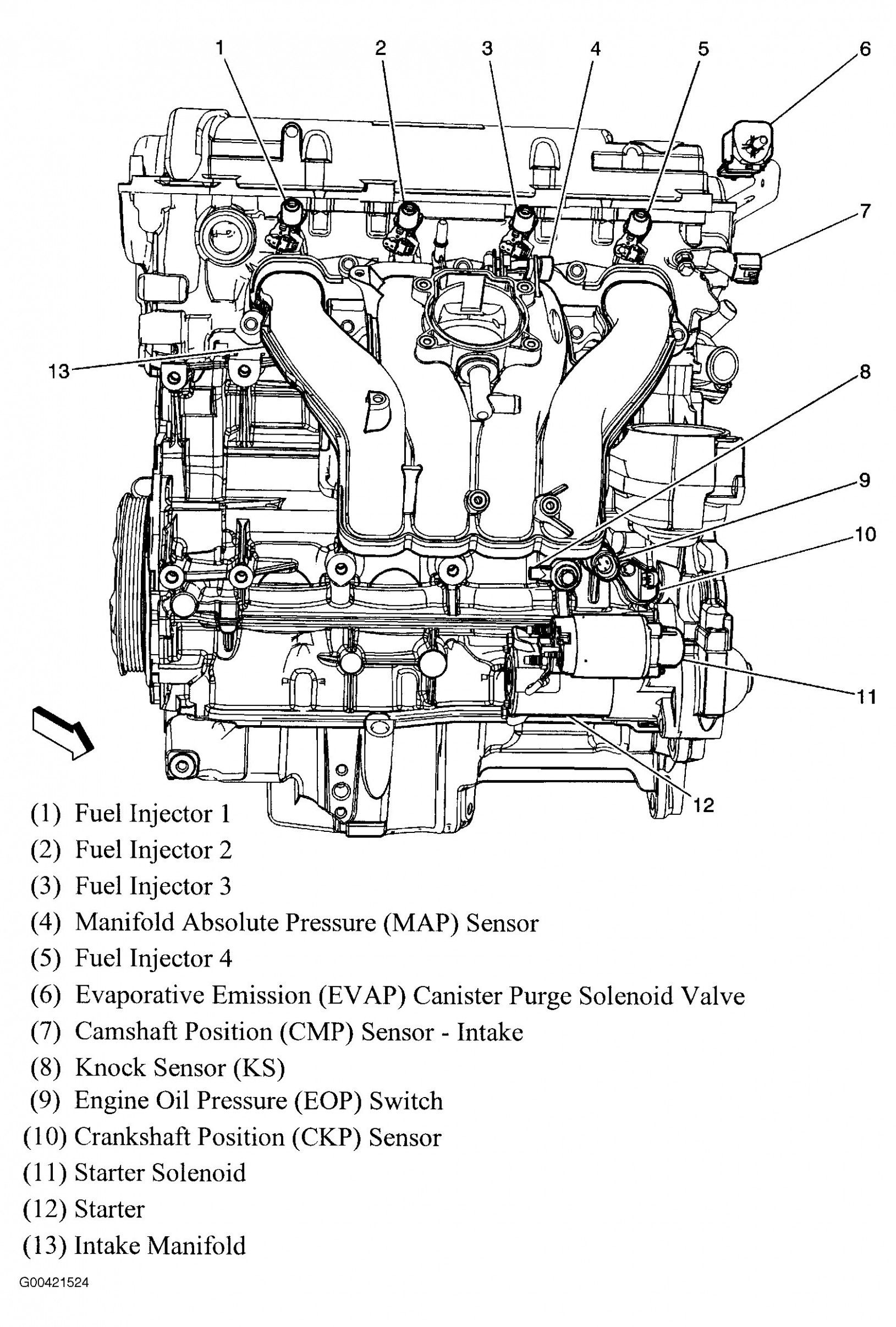 Inline 8 Cylinder Engine Diagram Di