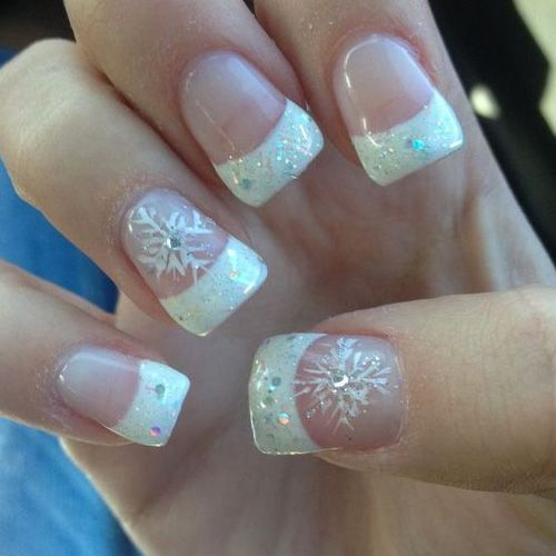 Best Winter Nails for 2018 - 45 Cute Winter Nail Designs - Best Nail Art - Best Winter Nails For 2018 - 45 Cute Winter Nail Designs - Best Nail