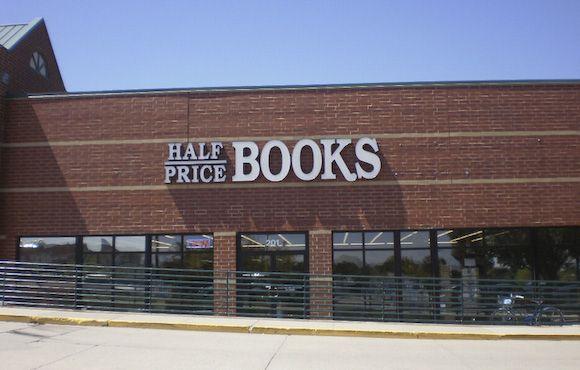 Half Price Books Store Hours Sunday