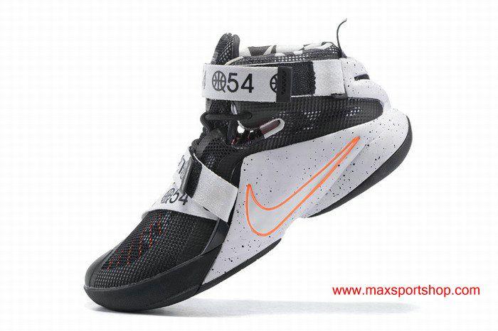a2e3056685eb Nike LeBron Soldier 9 Quai 54 Limited Edition