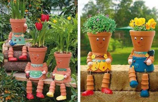 30 easy and cheap do it yourself art works to beautify your garden 30 easy and cheap do it yourself art works to beautify your garden landscape solutioingenieria Choice Image