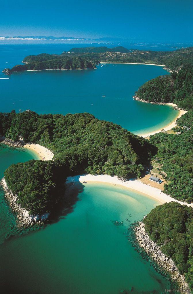 Het prachtige Abel Tasman #Travelhome #RV #Travel #camperreizen