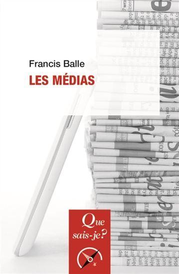 Après un rappel de l'histoire des principaux médias, l'ouvrage présente les différents objectifs et finalités des médias du point de vue de leurs utilisateurs, leur impact politique, culturel et social et leurs principaux enjeux au début du XXIe siècle. Cote: P 90 B34 2017
