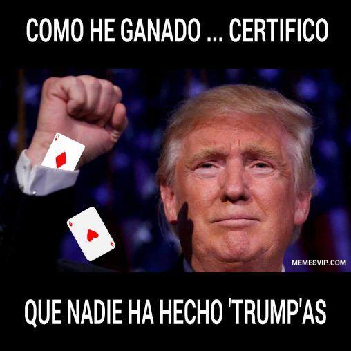 Meme Trump se queja de irregularidades Imágenes graciosas #memes #memesvip #imagenesgraciosas #memesderisa #risa #lol #funny #gracioso #divertido #humor #amor #odio #leonesp #memestagram #memesespañol #funnymemes #dankmemes