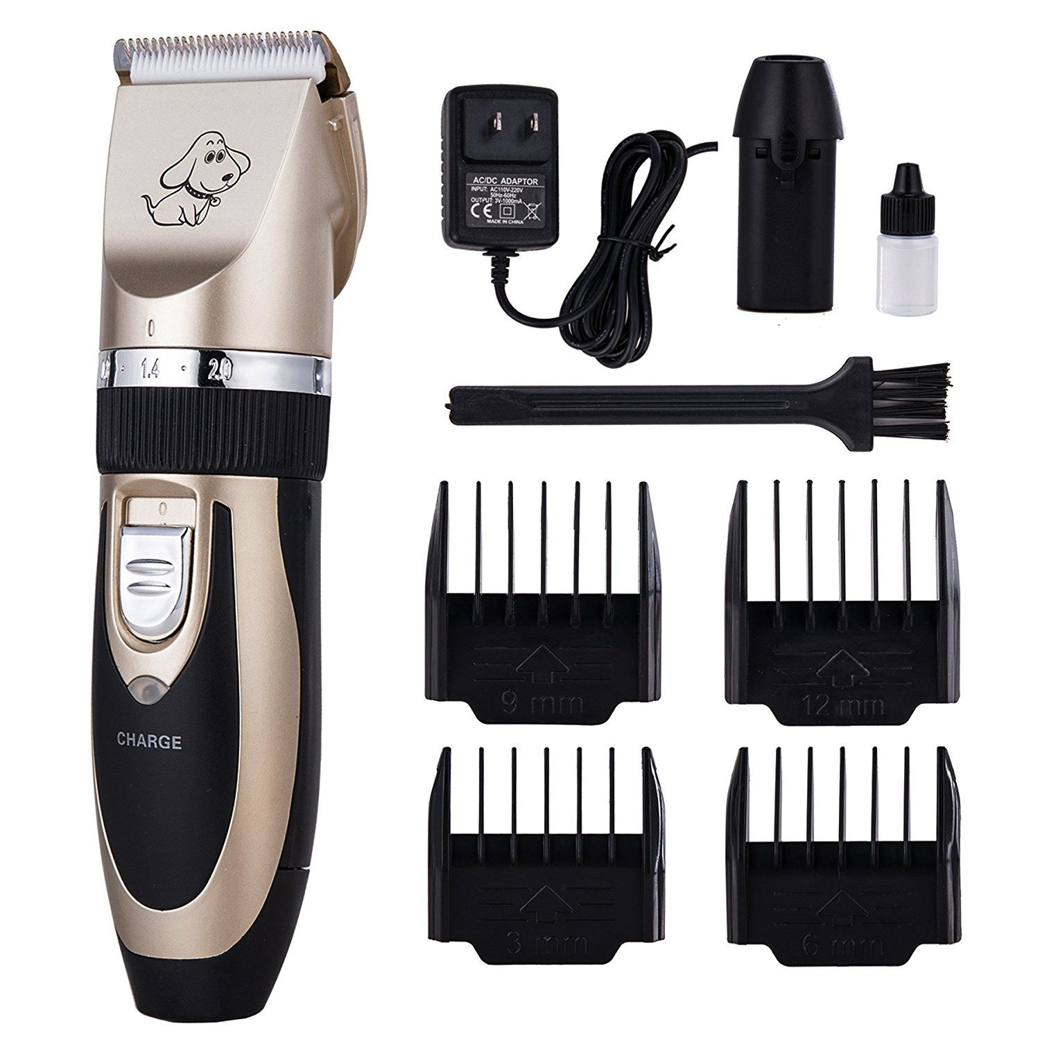 Pin on Top 7 Best Dog Clippers Reviews in 2018