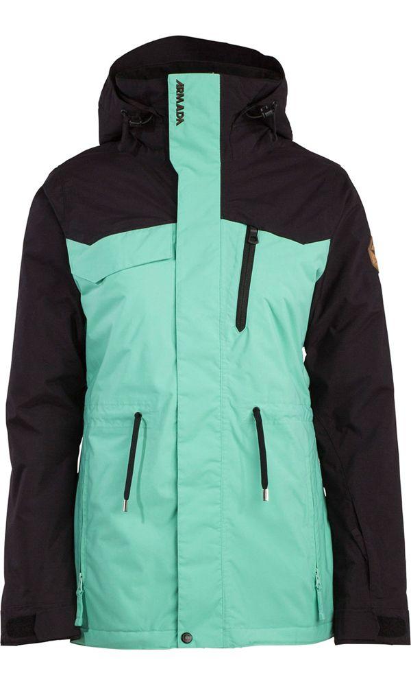 Backyard Insulated Jacket | ARMADA SKIS | Birthday wants :) | Pinterest